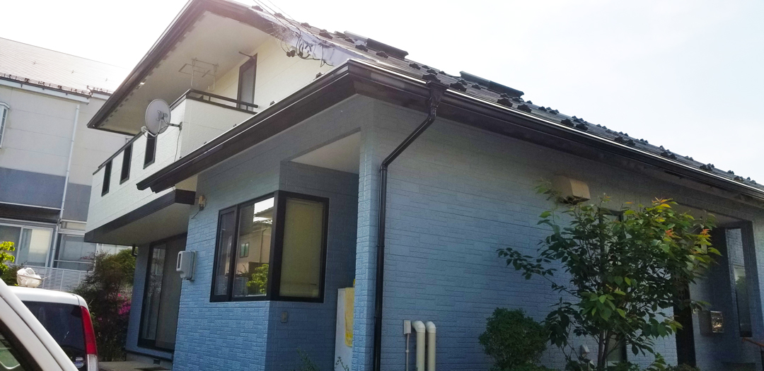 外壁、屋根 塗装工事